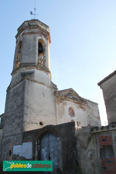 Caldes de Malavella - Església de Santa Seclina