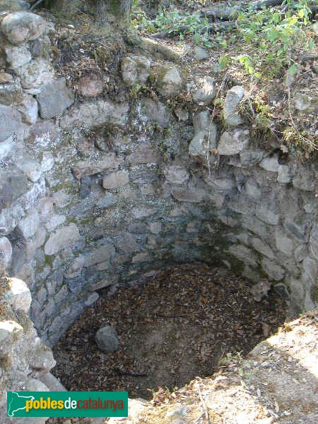 Brunyola - Castell Vell