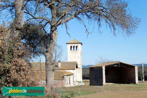 Riudellots de la Selva - La Torreponça