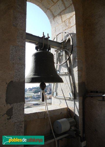 Cabrera de Mar - Església de Sant Feliu, campana Feliua