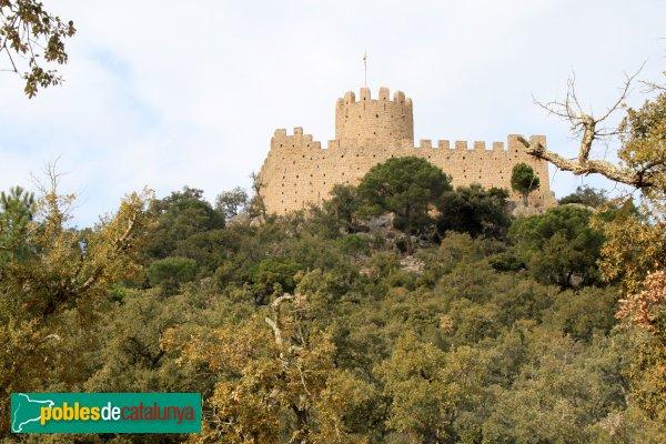 Santa Coloma de Farners - Castell de Farners
