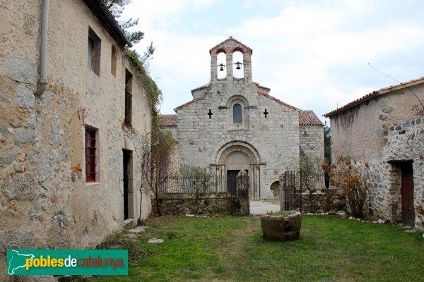 Santa Coloma de Farners - Sant Pere Cercada