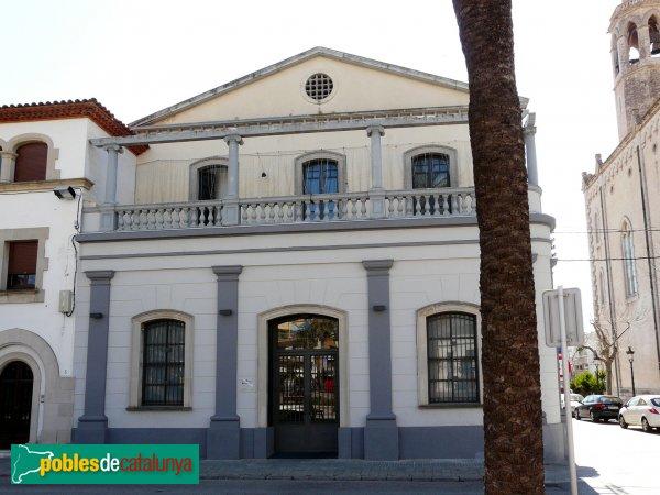 Sant Pere de Ribes - Centre parroquial