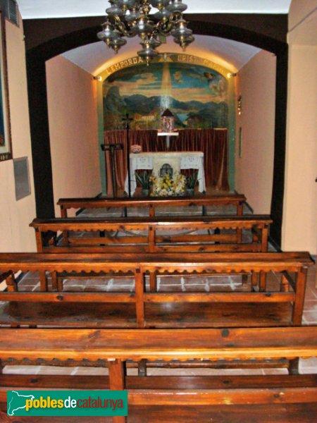 Terrades - Altar de La Salut de Terrades