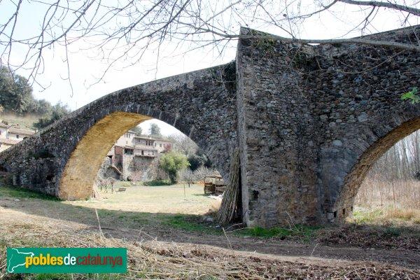 Sant Julià de Llor i Bonmatí - Pont Vell