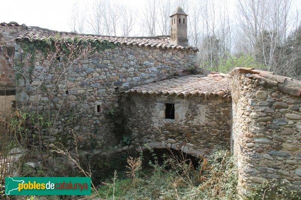 Sant Julià de Llor i Bonmatí - Molí de Sant Julià