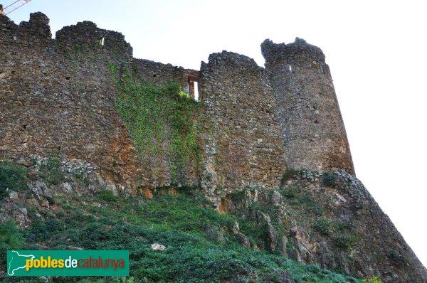 Arbúcies - Castell de Montsoriu