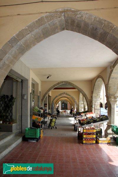 Amer - Plaça de la Vila