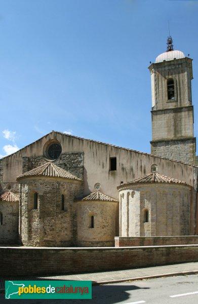 Amer - Monestir de Santa Maria