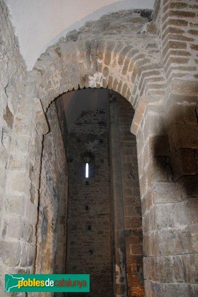 Rabós - Sant Quirze de Colera, nau lateral