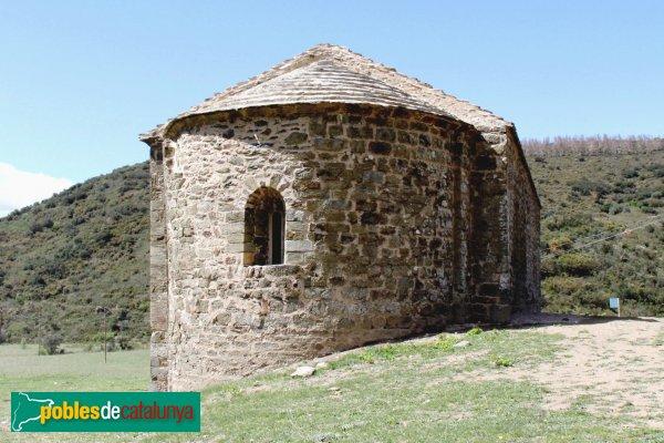 Rabós - Santa Maria de Colera, absis