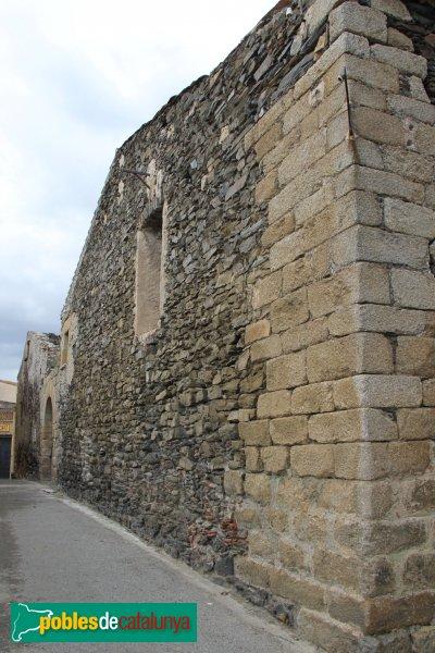 Espolla - Castell