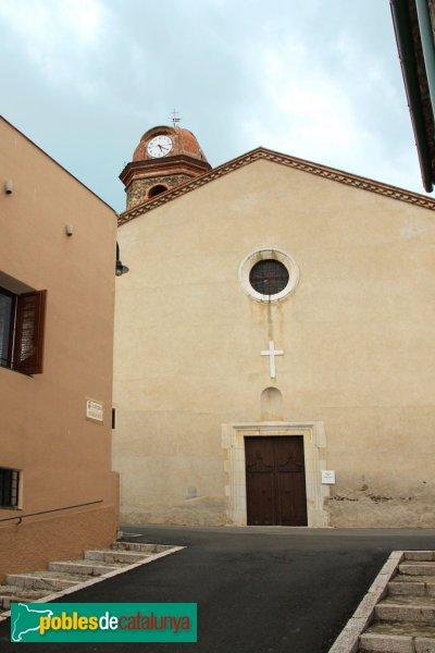 Espolla - Església de Sant Jaume