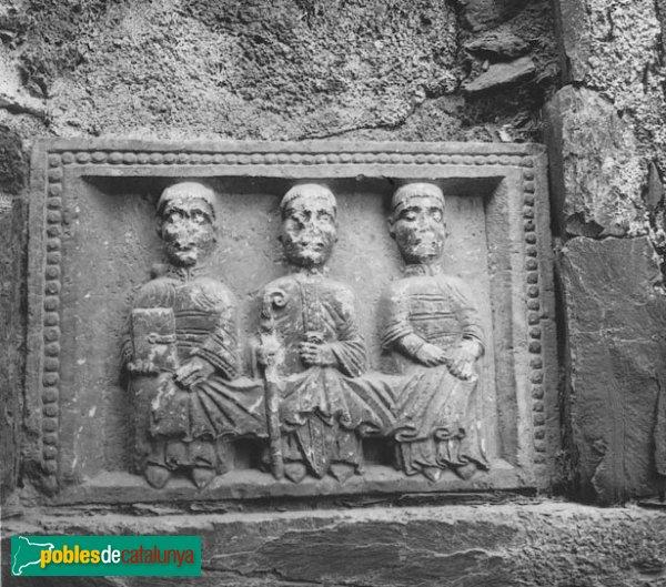 Rabós - Sant Quirze de Colera, sepulcre