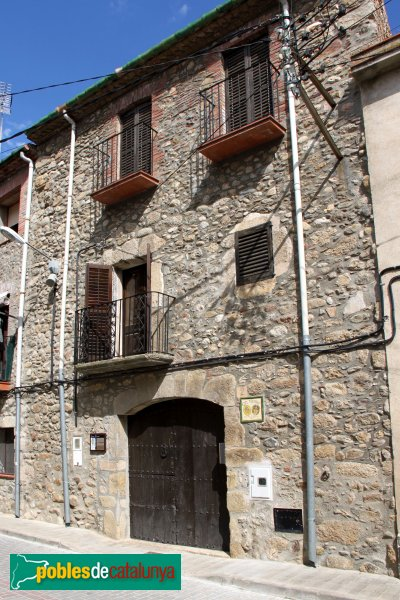 Sant Climent Sescebes - Can Massot