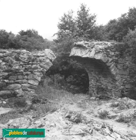 ant Climent Sescebes - Pont medieval de Vilartolí