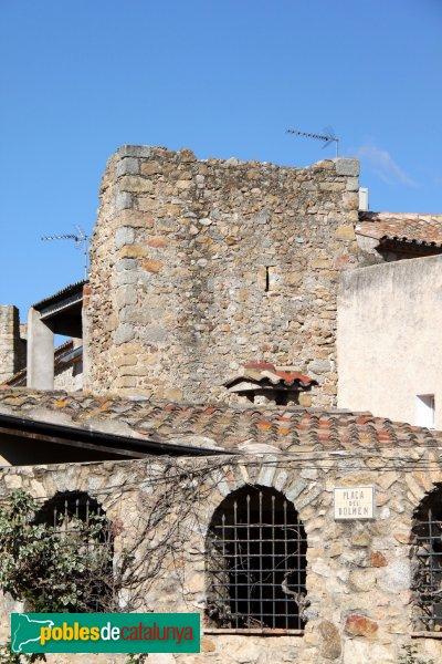 Capmany - Torre de la muralla