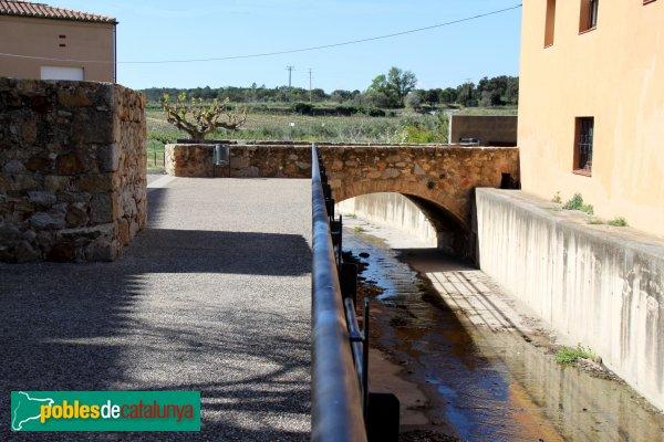 Capmany - Pont