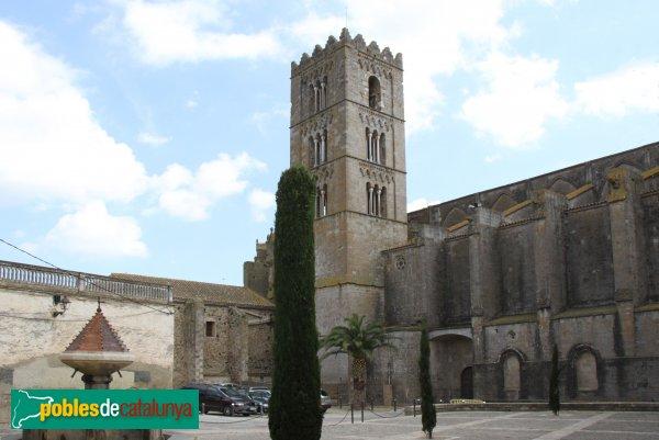 Castelló d'Empúries - Església de Santa Maria