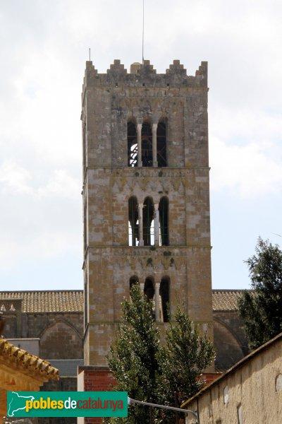 Castelló d'Empúries - Campanar de Santa Maria