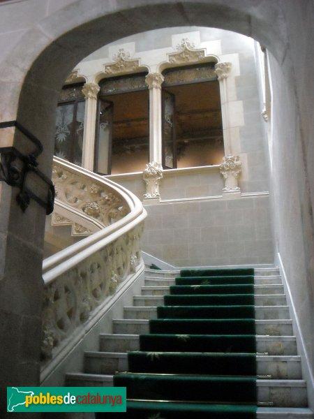 Barcelona - Palau Mornau