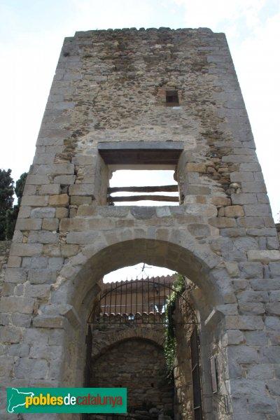 Castelló d'Empúries - Portal de la Gallarda