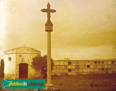 Castelló d'Empúries - Creu de terme