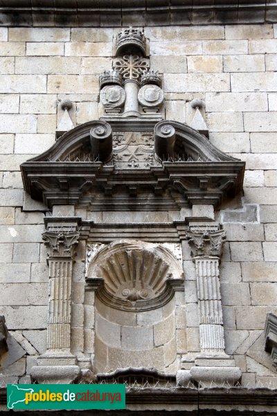 Castelló d'Empúries - Antic convent de Sant Domènec
