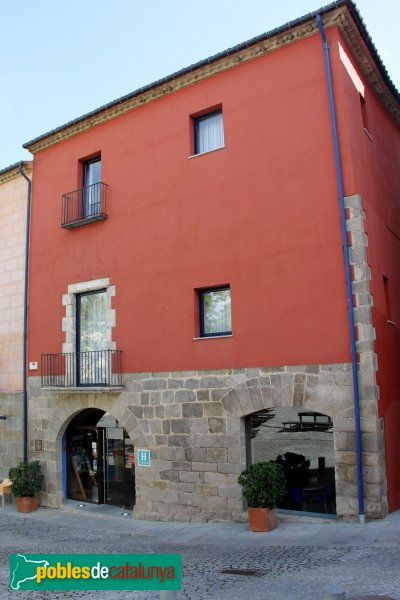 Castelló d'Empúries - Casa de la Moneda