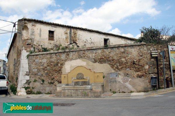 Castelló d´Empúries - Antic convent de la Mercè