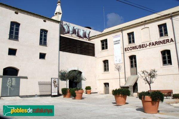 Castelló d´Empúries - Ecomuseu Farinera