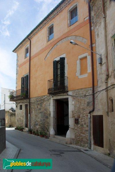 Castelló d'Empúries - Casa Sanllehí