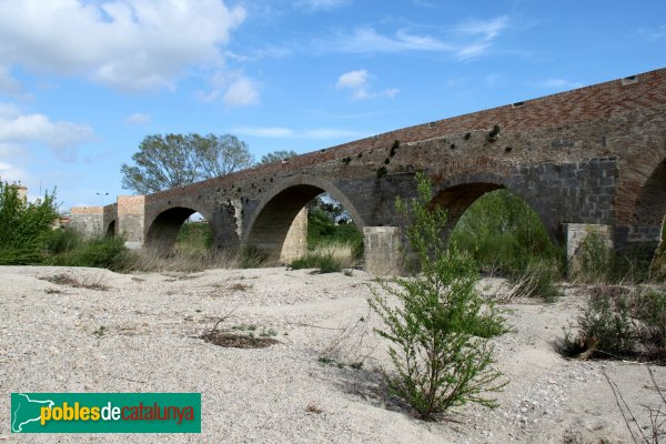Castelló d´Empúries - Pont Vell