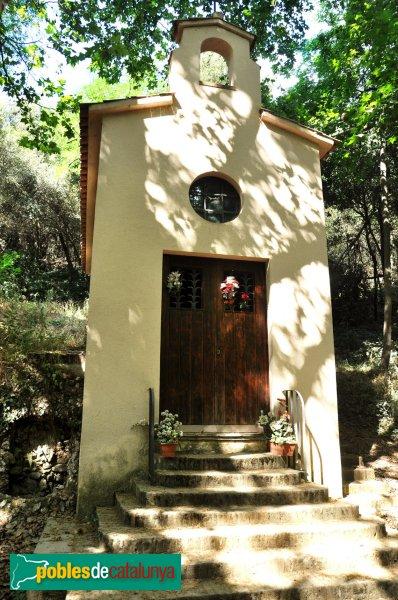 Sant Iscle de Vallalta - Capella de la Salut