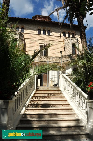 Sant Iscle de Vallalta - Ca l'Oller