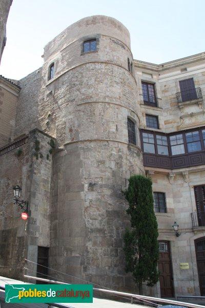 Barcelona - Porta de la muralla romana