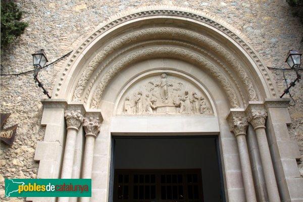 Vilobí del Penedès - Església Nova de Santa Maria de Vallformosa