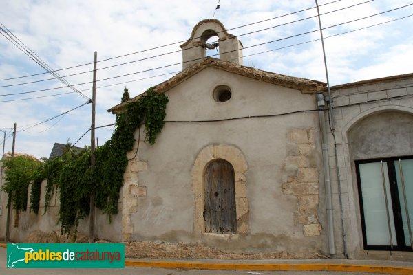Vilobí del Penedès - Capella de Sant Pere