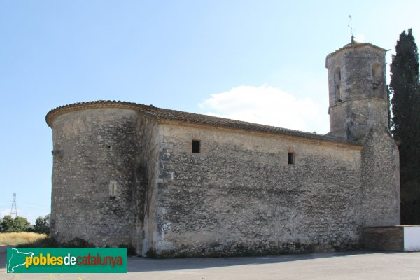 Vilobí del Penedès - Santa Maria de Vallformosa