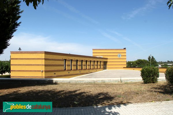 Vilobí del Penedès - Nou Ajuntament