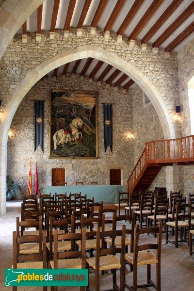 Sant Martí Sarroca - Castell