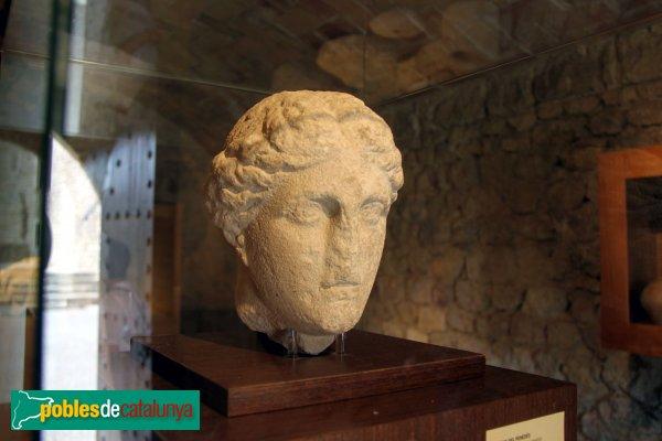Sant Martí Sarroca - Museu del Castell, la Venus del Penedès