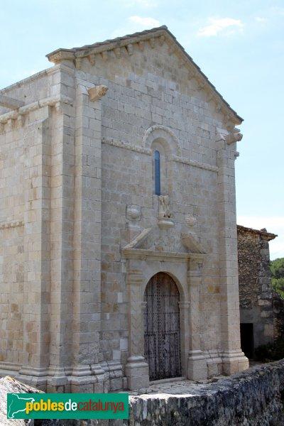 Sant Martí Sarroca - Església de Santa Maria, portada renaixentista