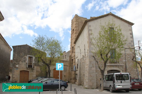 Sant Pere Pescador - Casa Caramany