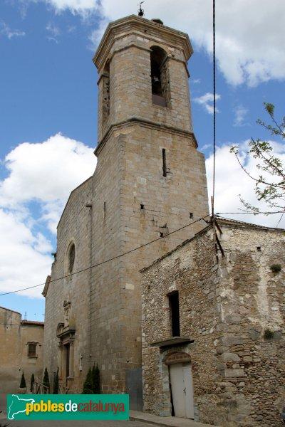 Sant Pere Pescador - Església