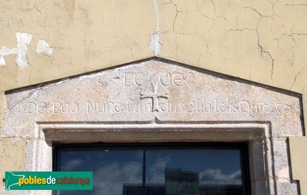 Sant Pere Pescador - Capella de Sant Sebastià
