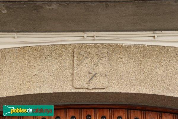 Sant Pere Pescador -Casa de carrer Bonaire, 12