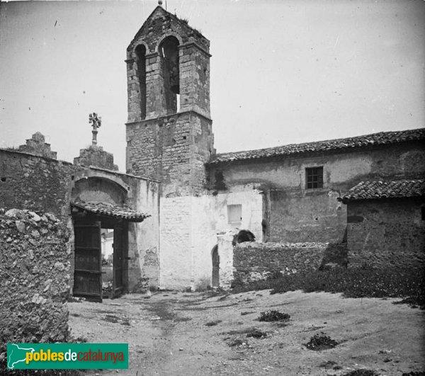 Olesa de Bonesvalls - Santa Maria de l'Hospital