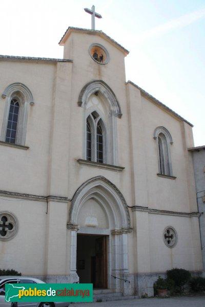 Subirats-Ordal - Església de Sant Esteve d´Ordal