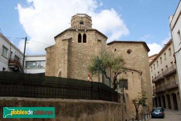 Sant Pere de Riudebitlles - Església, capçalera